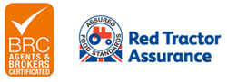 BRC Certificated and Red Tractor Assurance
